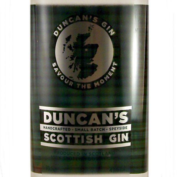 Duncans Scottish Gin