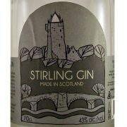 Hand crafted Stirling Gin
