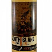 South Island 18 year old New Zealand Single Malt Whisky