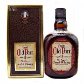 Grand Old Parr 12 year old De Luxe Scotch Whisky at whiskys.co.uk