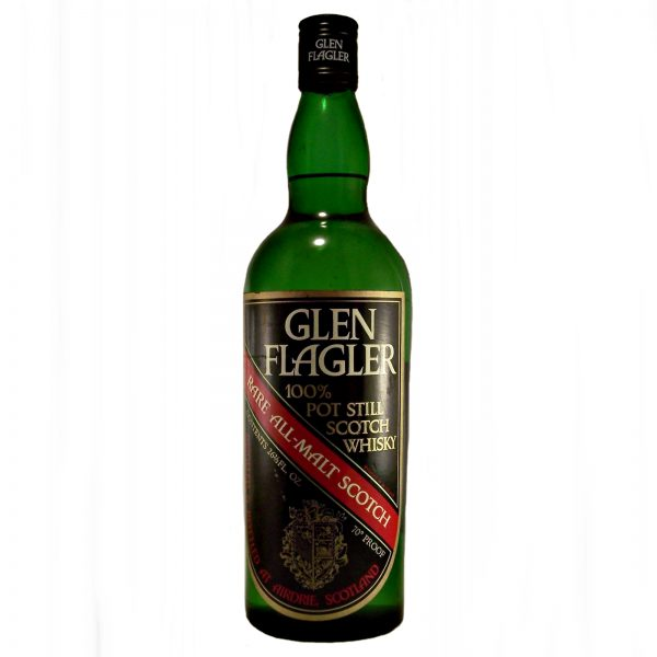 Glen Flagler 100% Pot Still Malt Whisky