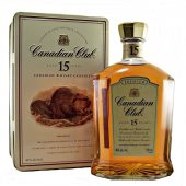 Canadian Club 15 year old Whisky from whiskys.co.uk