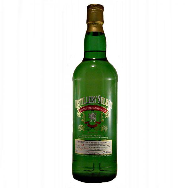 Inchmoan Peated Single Cask Malt Whisky