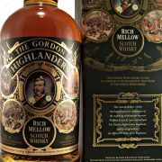 The Gordon Highlanders Blended Scotch Whisky
