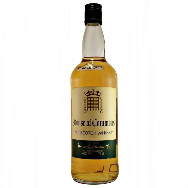 House of Commons 12 year old Scotch Whisky