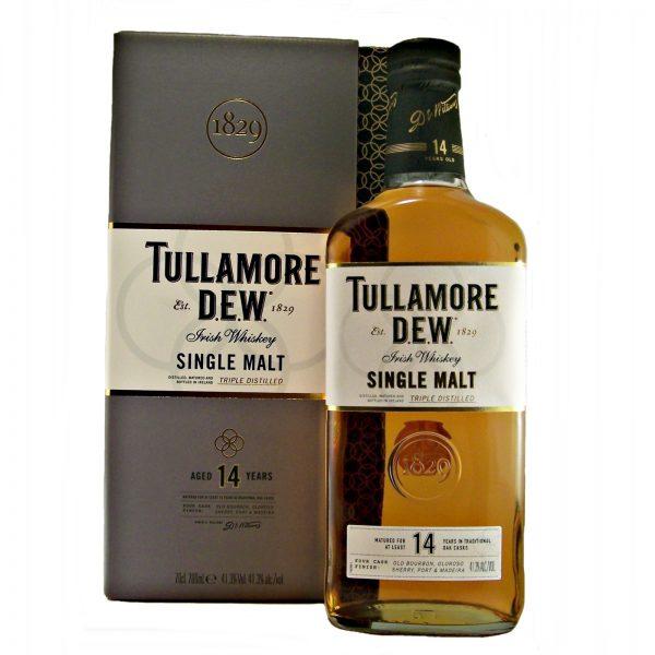 Tullamore 14 year old Single Malt Irish Whiskey