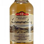 Lammerlaw 12 year old Sherry Cask New Zealand Whisky
