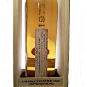 Glenglassaugh 1972 40 year old Single Malt Whisky