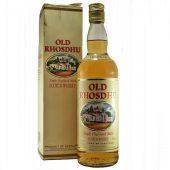 Old Rhosdhu 5 year old Single Malt Whisky from whiskys.co.uk