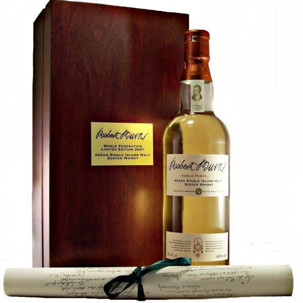 Robert Burns World Federation 2001 Limited Edition
