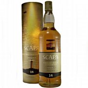 Scapa 14 year old Single Malt Whisky 1 Litre Bottle from whiskys.co.uk