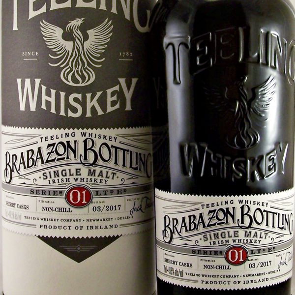 Teeling Brabazon Bottling Series 1 Irish Single Malt Whiskey