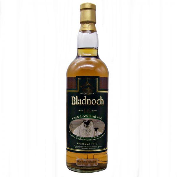 Bladnoch 16 year old Single Malt Whisky