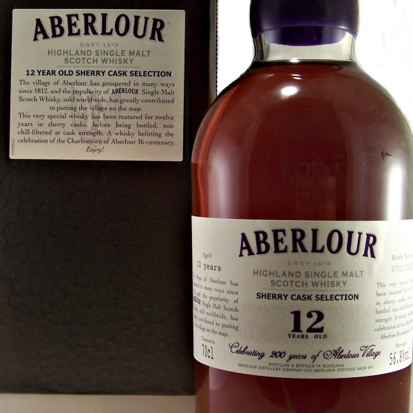 Aberlour Sherry Cask Selection Single Malt Whisky