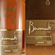 Benromach Sassicia Wood Finish 2009 Vintage Whisky