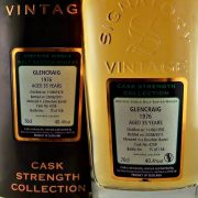 Glengraig 1976 Glenburgie 35 year old Single Malt Whisky