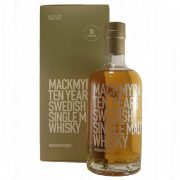 Mackmyra 10 year old Swedish Single Malt Whisky from whiskys.co.uk