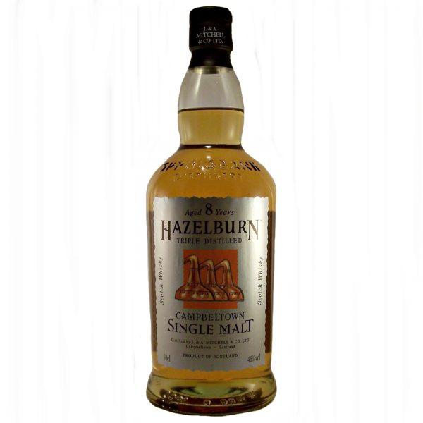 Hazelburn 8 year old Single Malt Whisky
