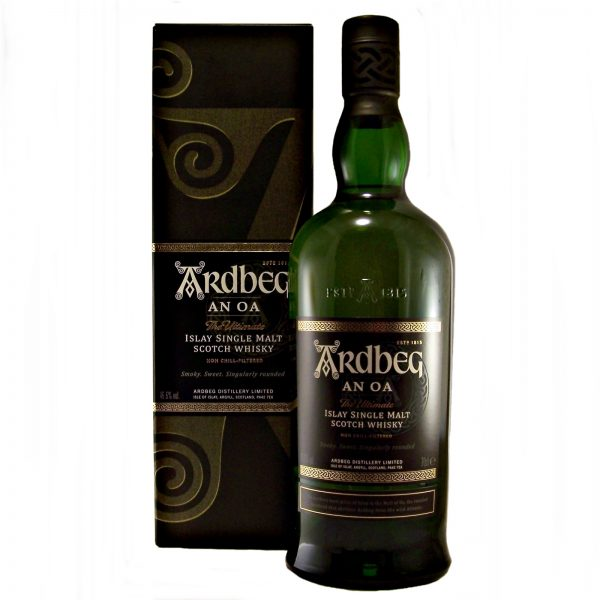 Ardbeg An Oa Islay Single Malt Whisky