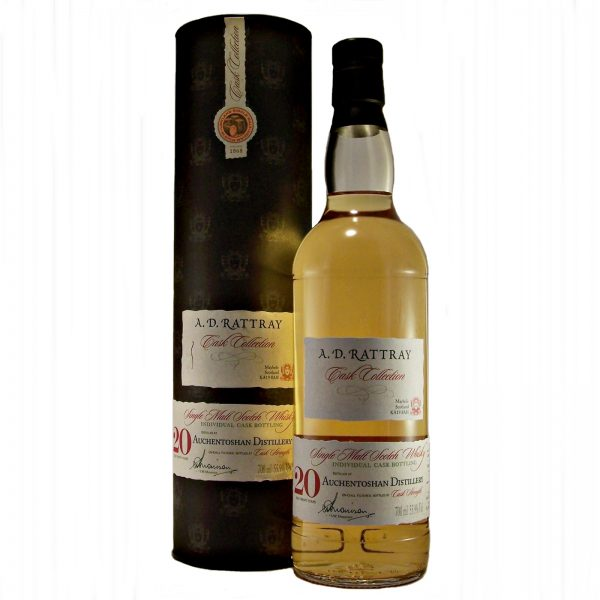 Auchentoshan 20 year old Single Malt Whisky