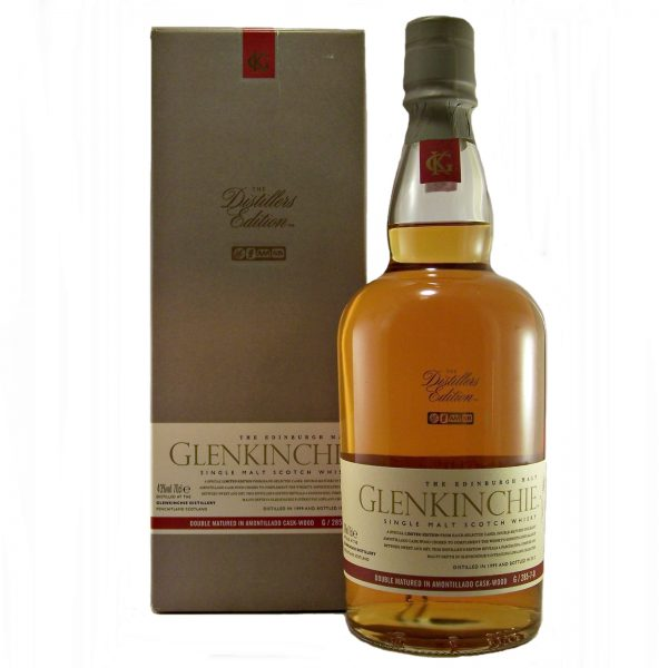 Glenkinchie 1999 Distillers Edition