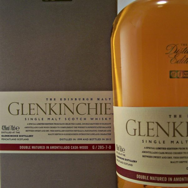 Glenkinchie 1999 Distillers Edition Whisky