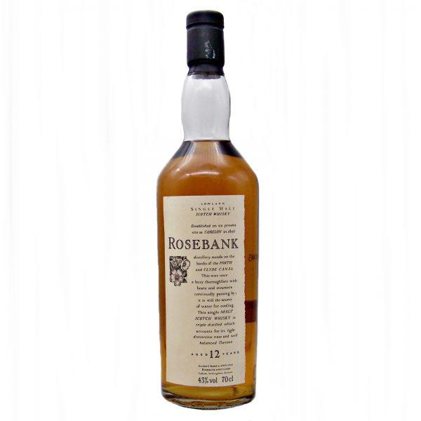 Rosebank 12 year old Single Malt Whisky