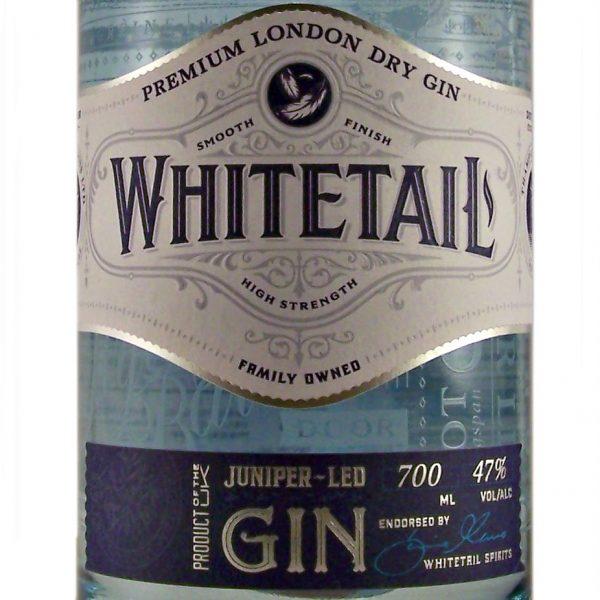 Whitetail Premium London Dry Gin