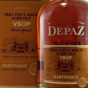 Depaz Rum VSOP