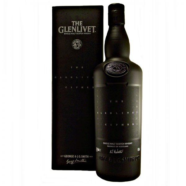 Glenlivet Cipher Single Malt Whisky