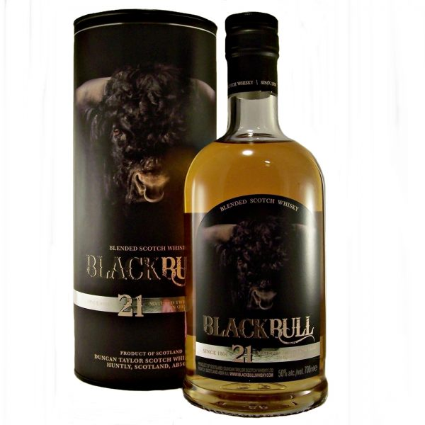 Black Bull 21 year old Scotch Whisky