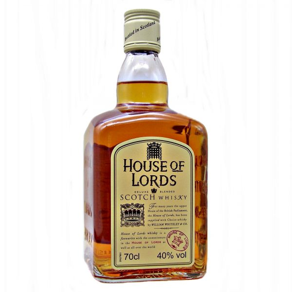 House of Lords Scotch Whisky Blended