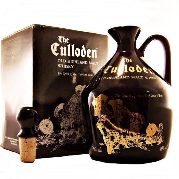 Culloden 250th Anniversary Old Highland Malt Whisky