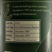 Secret Stills 1988 Highland 2011 (Glen Garioch) whisky
