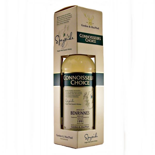 Benrinnes 1991 Connoisseurs Choice Scotch Whisky