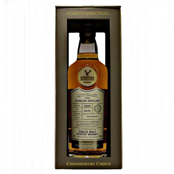 Clynelish 2005 Cask Strength Connoisseurs Choice