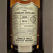 Clynelish 2005 Cask Strength Connoisseurs Choice Single Malt Whisky