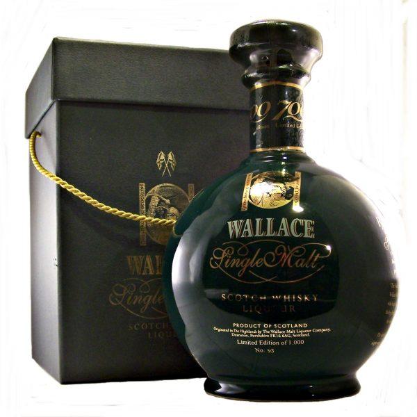 Wallace Single Malt Whisky Liqueur 700th Anniversary