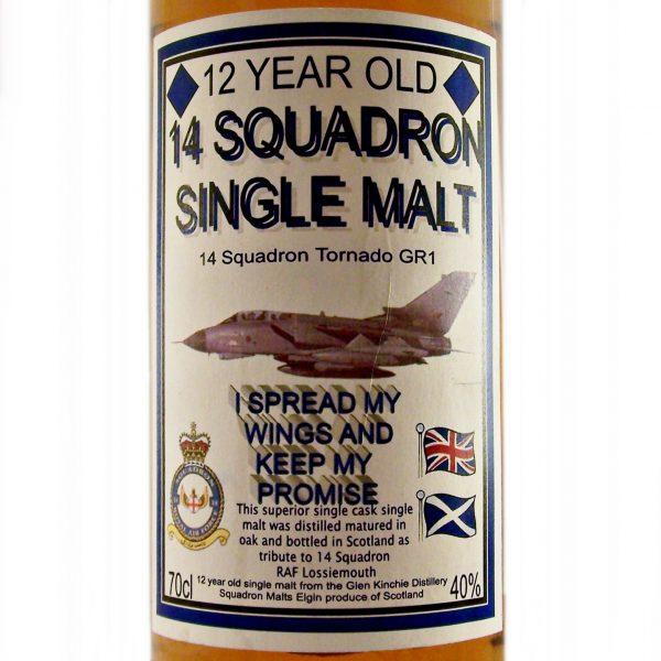 Glenkinchie 14 Squadron Single Malt Whisky