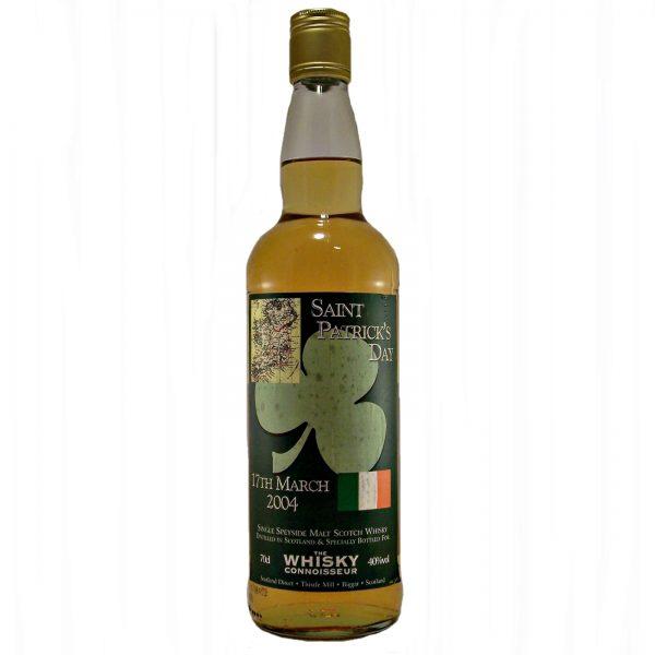 Saint Patrick's Day 17th March 2004 Single Malt Whisky