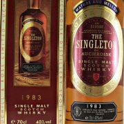 Singleton of Auchroisk 1983 Single Malt Whisky