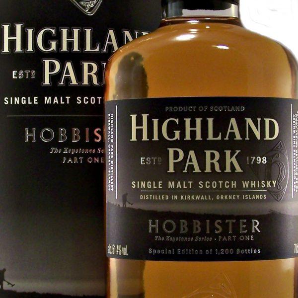 Highland Park Hobbister keystone series