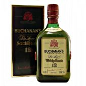 Buchanans Blended Scotch Whisky from whiskys.co.uk