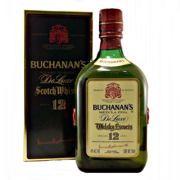 Buchanans Blended Scotch Whisky