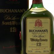 Buchanan's Blended Scotch Whisky 12 year old