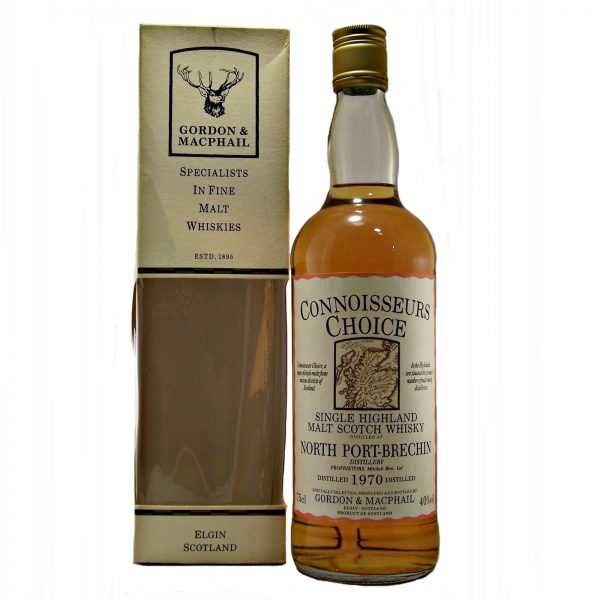 North Port-Brechin 1970 Connoisseurs Choice