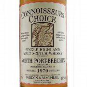 North Port-Brechin 1970 Connoisseurs Choice Whisky