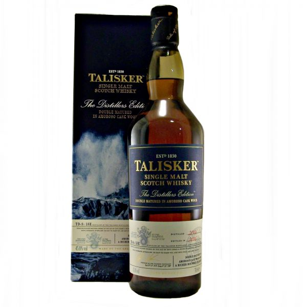 Talisker Distillers Edition Amoroso Finish 2006