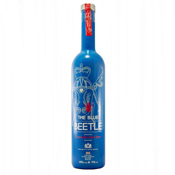 Blue Beetle Gin London Dry