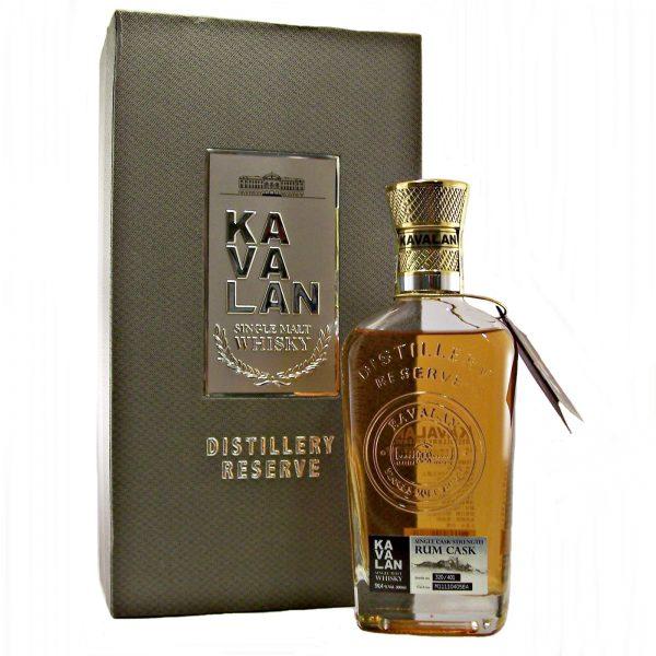 Kavalan Distillers Reserve Rum Cask